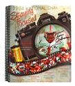 Frazier N Osborne Autographed 1995 Media Guide Nebraska Cornhuskers, Frazier N Osborne Autographed 1995 Media Guide
