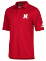 Adidas 2018 Husker Coaches Sideline Polo - Red Nebraska Cornhuskers, Nebraska  Mens Polos, Huskers  Mens Polos, Nebraska Polos, Huskers Polos, Nebraska Adidas 2018 Husker Coaches Sideline Polo - Red, Huskers Adidas 2018 Husker Coaches Sideline Polo - Red