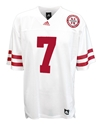 Adidas Frost #7 Away Jersey Nebraska Cornhuskers, Nebraska  Mens Jerseys, Huskers  Mens Jerseys, Nebraska  Mens Jerseys, Huskers  Mens Jerseys, Nebraska  Customized Jerseys  , Huskers  Customized Jerseys  , Nebraska Adidas Blank Replica Football Jersey, Huskers Adidas Blank Replica Football Jersey