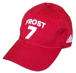 Adidas Frost 7 Slouch Red Cap Nebraska Cornhuskers, Nebraska  Mens Hats, Huskers  Mens Hats, Nebraska Adidas Frost 7 Slouch Red Cap, Huskers Adidas Frost 7 Slouch Red Cap