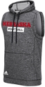 Adidas Nebraska Macho Tech Fleece Sideline Hoody Nebraska Cornhuskers, Nebraska  Mens Sweatshirts, Huskers  Mens Sweatshirts, Nebraska  Mens, Huskers  Mens, Nebraska  Hoodies, Huskers  Hoodies, Nebraska Adidas Gray Sleeveless Tech Fleece Sideline Hoody, Huskers Adidas Gray Sleeveless Tech Fleece Sideline Hoody