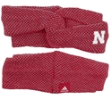 Adidas Ladies Twist Husker Earband Nebraska Cornhuskers, Nebraska  Ladies Hats, Huskers  Ladies Hats, Nebraska  Ladies Hats, Huskers  Ladies Hats, Nebraska Adidas Ladies Twist Husker Earband, Huskers Adidas Ladies Twist Husker Earband