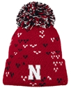 Adidas Nebraska Ladies Cuffed Speckled Pom Knit Nebraska Cornhuskers, Nebraska  Ladies Hats, Huskers  Ladies Hats, Nebraska  Ladies Hats, Huskers  Ladies Hats, Nebraska Adidas Nebraska Ladies Cuffed Speckled Pom Knit, Huskers Adidas Nebraska Ladies Cuffed Speckled Pom Knit