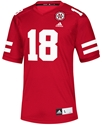 Adidas No. 18 Nebraska Football Replica Jersey Nebraska Cornhuskers, Nebraska  Mens Jerseys, Huskers  Mens Jerseys, Nebraska  Mens Jerseys, Huskers  Mens Jerseys, Nebraska Adidas No. 18 Nebraska Football Replica Jersey, Huskers Adidas No. 18 Nebraska Football Replica Jersey