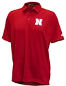 Adidas 2019 Coach Frost Sideline Game Mode Polo - Red Nebraska Cornhuskers, Nebraska  Mens Polos, Huskers  Mens Polos, Nebraska Polos, Huskers Polos, Nebraska Adidas, Huskers Adidas, Nebraska Adidas Official 2019 Husker Coaches Sideline Game Mode Polo - Red, Huskers Adidas Official 2019 Husker Coaches Sideline Game Mode Polo - Red
