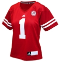 Adidas Womens No 1 Jersey Nebraska Cornhuskers, Nebraska  Ladies Jerseys, Huskers  Ladies Jerseys, Nebraska  Womens Jerseys, Huskers  Womens Jerseys, Nebraska Adidas Womens No 1 Jersey, Huskers Adidas Womens No 1 Jersey