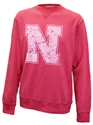 Big Husker N Sandblast Crew Sweat Nebraska Cornhuskers, Nebraska  Crew, Huskers  Crew, Nebraska  Mens Sweatshirts, Huskers  Mens Sweatshirts, Nebraska  Ladies Sweatshirts, Huskers  Ladies Sweatshirts, Nebraska Red Sanded Fleece Crew Blue84 Sweatshirt, Huskers Red Sanded Fleece Crew Blue84 Sweatshirt