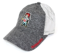 Charcoal Mesh Back Herbie Adi Hat Nebraska Cornhuskers, Nebraska  Mens Headwear, Huskers  Mens Headwear, Nebraska  Mens Hats, Huskers  Mens Hats, Nebraska Charcoal Mesh Back Herbie Adi Hat, Huskers Charcoal Mesh Back Herbie Adi Hat