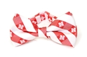 Checkered Bow Tie Nebraska Cornhuskers, Nebraska Accessories, Huskers Accessories, Nebraska  Ties & Pins, Huskers  Ties & Pins, Nebraska Mens, Huskers Mens, Nebraska  Mens Accessories, Huskers  Mens Accessories, Nebraska Mens Team Color Stripped Bow Tie, Checkered Huskers Mens Team Color Striped Bow Tie