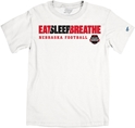 ESPN College Gameday Eat Sleep Breathe Nebraska Football Tee Nebraska Cornhuskers, Nebraska  Mens T-Shirts, Huskers  Mens T-Shirts, Nebraska  Mens, Huskers  Mens, Nebraska  Short Sleeve, Huskers  Short Sleeve, Nebraska ESPN College Gameday Eat Sleep Breath Nebraska Football Tee, Huskers ESPN College Gameday Eat Sleep Breath Nebraska Football Tee