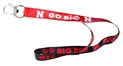 Go Big Red Ombre Lanyard Nebraska Cornhuskers, Nebraska  Ladies Accessories, Huskers  Ladies Accessories, Nebraska  Mens Accessories, Huskers  Mens Accessories, Nebraska  Jewelry & Hair, Huskers  Jewelry & Hair, Nebraska Go Big Red Ombre Lanyard, Huskers Go Big Red Ombre Lanyard