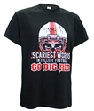 Go Big Red Scary Tee Nebraska Cornhuskers, Nebraska  Mens T-Shirts, Huskers  Mens T-Shirts, Nebraska  Mens, Huskers  Mens, Nebraska  Short Sleeve, Huskers  Short Sleeve, Nebraska Black Out!, Huskers Black Out!, Nebraska Go Big Red Scary Tee, Huskers Go Big Red Scary Tee