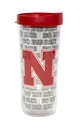 Go Big Red ThermoServ Travel Tumbler Nebraska Cornhuskers, Nebraska  Kitchen & Glassware, Huskers  Kitchen & Glassware, Nebraska Vehicle, Huskers Vehicle, Nebraska Go Big Red ThermoServ Travel Tumbler, Huskers Go Big Red ThermoServ Travel Tumbler