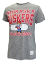 Herbie Husker Athletic Department Triblend Tee Nebraska Cornhuskers, Nebraska  Mens, Huskers  Mens, Nebraska  Short Sleeve, Huskers  Short Sleeve, Nebraska  Mens T-Shirts, Huskers  Mens T-Shirts, Nebraska Herbie Husker Athletic Department Triblend Tee, Huskers Herbie Husker Athletic Department Triblend Tee