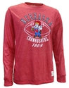 Herbie Nebraska Cornhuskers Football Long Sleeve Tee Nebraska Cornhuskers, Nebraska  Mens, Huskers  Mens, Nebraska  Long Sleeve, Huskers  Long Sleeve, Nebraska  Mens T-Shirts, Huskers  Mens T-Shirts, Nebraska Herbie Nebraska Cornhuskers Football Tee, Huskers Herbie Nebraska Cornhuskers Football Tee