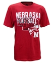 Husker Football Is Back Tee Nebraska Cornhuskers, Nebraska  Mens, Huskers  Mens, Nebraska  Short Sleeve, Huskers  Short Sleeve, Nebraska  Mens T-Shirts, Huskers  Mens T-Shirts, Nebraska Husker Football Is Back Tee, Huskers Husker Football Is Back Tee