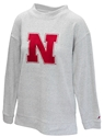 Husker N Ezra Crew Nebraska Cornhuskers, Nebraska  Ladies Sweatshirts, Huskers  Ladies Sweatshirts, Nebraska  Ladies, Huskers  Ladies, Nebraska Crew Ezra N W Sweatshirt League, Huskers Crew Ezra N W Sweatshirt League