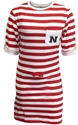 Husker Red Stripe Tie Breaker Dress Nebraska Cornhuskers, Nebraska  Ladies Tops, Huskers  Ladies Tops, Nebraska  Shorts, Pants & Skirts, Huskers  Shorts, Pants & Skirts, Nebraska Husker Red Stripe Tie Breaker Dress, Huskers Husker Red Stripe Tie Breaker Dress
