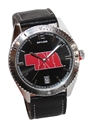 Husker State Sparo Deluxe Watch  Nebraska Cornhuskers, Nebraska  Watches Bands & Buckles, Huskers  Watches Bands & Buckles, Nebraska  Mens, Huskers  Mens, Nebraska  Ladies, Huskers  Ladies, Nebraska  Mens Accessories, Huskers  Mens Accessories, Nebraska  Ladies Accessories, Huskers  Ladies Accessories, Nebraska Classic Watch, Huskers Classic Watch