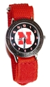 Husker Strap Tailgater Watch Nebraska Cornhuskers, Nebraska  Ladies Accessories, Huskers  Ladies Accessories, Nebraska  Ladies, Huskers  Ladies, Nebraska  Watches Bands & Buckles, Huskers  Watches Bands & Buckles, Nebraska  Mens Accessories, Huskers  Mens Accessories, Nebraska  Mens, Huskers  Mens, Nebraska Red Strap Tailgater Watch, Huskers Red Strap Tailgater Watch