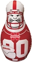 Husker Tackle Buddy Bop Bag Nebraska Cornhuskers, Husker Tackle Buddy Bop Bag, Inflatable Punching Bag