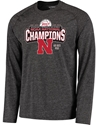 Husker Volleyball FIVE Time Champs LS Tee! - BLK Nebraska Cornhuskers, Nebraska Volleyball, Huskers Volleyball, Nebraska  Ladies T-Shirts, Huskers  Ladies T-Shirts, Nebraska  Short Sleeve, Huskers  Short Sleeve, Nebraska  Mens, Huskers  Mens, Nebraska  Ladies, Huskers  Ladies, Nebraska  Mens T-Shirts, Huskers  Mens T-Shirts, Nebraska Husker Volleyball Four Time Champs Tee, Huskers Husker Volleyball Four Time Champs Tee