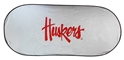 Huskers Auto UV Sunshade Nebraska Cornhuskers, Nebraska Vehicle, Huskers Vehicle, Nebraska Huskers Auto UV Sunshade, Huskers Huskers Auto UV Sunshade