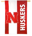 Huskers Big Banner Flag Nebraska Cornhuskers, Nebraska  Flags & Windsocks, Huskers  Flags & Windsocks, Nebraska  Flags & Windsocks, Huskers  Flags & Windsocks, Nebraska Huskers Big Banner Flag, Huskers Huskers Big Banner Flag