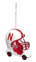 Huskers Helmet Car Christmas Ornament Nebraska Cornhuskers, Nebraska  Holiday Items, Huskers  Holiday Items, Nebraska Huskers Helmet Car Christmas Ornament, Huskers Huskers Helmet Car Christmas Ornament