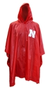 Huskers Mid-Weight Rain Poncho Nebraska Cornhuskers, Nebraska  Ladies, Huskers  Ladies, Nebraska  Mens, Huskers  Mens, Nebraska  Mens Accessories, Huskers  Mens Accessories, Nebraska  Ladies Accessories, Huskers  Ladies Accessories, Nebraska  Tailgating, Huskers  Tailgating, Nebraska Huskers Mid-Weight Rain Poncho, Huskers Huskers Mid-Weight Rain Poncho