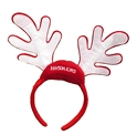 Huskers Reindeer Ears Headband Nebraska Cornhuskers, Nebraska  Holiday Items, Huskers  Holiday Items, Nebraska  Ladies Accessories, Huskers  Ladies Accessories, Nebraska  Novelty, Huskers  Novelty, Nebraska Huskers Reindeer Ears Headband, Huskers Huskers Reindeer Ears Headband