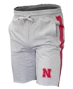 Huskers Terry Cut-Offs Nebraska Cornhuskers, Nebraska  Mens Shorts & Pants, Huskers  Mens Shorts & Pants, Nebraska Shorts & Pants, Huskers Shorts & Pants, Nebraska French Terry Gray Col Shorts, Huskers French Terry Gray Col Shorts