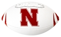 Huskers Youth Rubber Football Nebraska Cornhuskers, Nebraska  Toys & Games, Huskers  Toys & Games, Nebraska  Tailgating, Huskers  Tailgating, Nebraska  Beads & Fun Stuff, Huskers  Beads & Fun Stuff, Nebraska Huskers Youth Rubber Football, Huskers Huskers Youth Rubber Football
