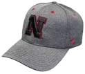 Iron N Bullet Stretch Fit Cap Nebraska Cornhuskers, Nebraska  Mens Hats, Huskers  Mens Hats, Nebraska  Mens Hats, Huskers  Mens Hats, Nebraska  Fitted Hats, Huskers  Fitted Hats, Nebraska Iron N Somber Stretch Fit Hat, Huskers Iron N Somber Stretch Fit Hat
