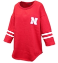 Ladies Huskers Varsity Top Nebraska Cornhuskers, Nebraska  Ladies Tops, Huskers  Ladies Tops, Nebraska  Ladies, Huskers  Ladies, Nebraska  Long Sleeve, Huskers  Long Sleeve, Nebraska Ladies Huskers Varsity Top, Huskers Ladies Huskers Varsity Top