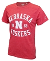 Nebraska Victory Tee Nebraska Cornhuskers, Nebraska  Ladies T-Shirts, Huskers  Ladies T-Shirts, Nebraska  Short Sleeve, Huskers  Short Sleeve, Nebraska  Ladies, Huskers  Ladies, Nebraska Ladies Nebraska Victory Fall Tee, Huskers Ladies Nebraska Victory Fall Tee