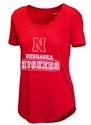Ladies Scoop Flowy Nebraska Tee Nebraska Cornhuskers, Nebraska  Ladies Tops, Huskers  Ladies Tops, Nebraska  Ladies T-Shirts, Huskers  Ladies T-Shirts, Nebraska  Ladies, Huskers  Ladies, Nebraska Ladies Scoop Flowy Nebraska Tee, Huskers Ladies Scoop Flowy Nebraska Tee