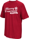 Merry Frostmas Tee - Red - AT-B3021