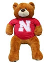 Nebraska BIG Bear Nebraska Cornhuskers, Nebraska  Toys & Games, Huskers  Toys & Games, Nebraska  Novelty, Huskers  Novelty, Nebraska Nebraska BIG Bear, Huskers Nebraska BIG Bear