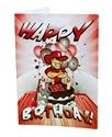 Nebraska Birthday Card Nebraska Cornhuskers, Nebraska  Novelty, Huskers  Novelty, Nebraska Nebraska Birthday Card, Huskers Nebraska Birthday Card