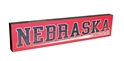 Nebraska Cornhuskers Shelf Stick Nebraska Cornhuskers, Nebraska  Office Den & Entry, Huskers  Office Den & Entry, Nebraska Nebraska Cornhuskers Shelf Stick, Huskers Nebraska Cornhuskers Shelf Stick