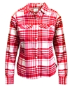 Nebraska Gals Silver Ridge Columbia Flannel Nebraska Cornhuskers, Nebraska  Ladies Tops, Huskers  Ladies Tops, Nebraska Nebraska Gals Silver Ridge Columbia Flannel, Huskers Nebraska Gals Silver Ridge Columbia Flannel