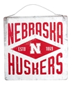 Nebraska Huskers Est. Diamond Tin Sign Nebraska Cornhuskers, Nebraska  Bedroom & Bathroom, Huskers  Bedroom & Bathroom, Nebraska  Game Room & Big Red Room, Huskers  Game Room & Big Red Room, Nebraska  Framed Pieces, Huskers  Framed Pieces, Nebraska Nebraska Huskers Diamond Tin Sign, Huskers Nebraska Huskers Diamond Tin Sign
