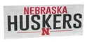 Nebraska Huskers Line Wood Sign Nebraska Cornhuskers, Nebraska  Framed Pieces, Huskers  Framed Pieces, Nebraska  Game Room & Big Red Room , Huskers  Game Room & Big Red Room , Nebraska Nebraska Huskers Line Wood Sign, Huskers Nebraska Huskers Line Wood Sign