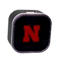 Nebraska Illuminated Wall Charger Nebraska Cornhuskers, Nebraska  Office Den & Entry, Huskers  Office Den & Entry, Nebraska  Bedroom & Bathroom, Huskers  Bedroom & Bathroom, Nebraska Nebraska Illuminated Wall Charger, Huskers Nebraska Illuminated Wall Charger