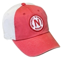 Nebraska Keepsake Circle Patch Cap Nebraska Cornhuskers, Nebraska  Mens Hats, Huskers  Mens Hats, Nebraska  Mens Hats, Huskers  Mens Hats, Nebraska Nebraska Keepsake Circle Patch Cap, Huskers Nebraska Keepsake Circle Patch Cap
