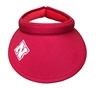 Nebraska Ladies Twill Slide-On Visor - HT-B7694