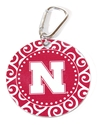 Nebraska Mini Mirror Clip Nebraska Cornhuskers, Nebraska  Ladies, Huskers  Ladies, Nebraska  Ladies Accessories, Huskers  Ladies Accessories, Nebraska Nebraska Mini Mirror Clip, Huskers Nebraska Mini Mirror Clip