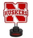 Nebraska N Neon Desk Lamp Nebraska Cornhuskers, Nebraska  Bedroom & Bathroom, Huskers  Bedroom & Bathroom, Nebraska  Game Room & Big Red Room, Huskers  Game Room & Big Red Room, Nebraska  Office Den & Entry, Huskers  Office Den & Entry, Nebraska Nebraska N Neon Desk Lamp, Huskers Nebraska N Neon Desk Lamp