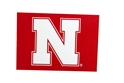 Nebraska N Post Card Nebraska Cornhuskers, Nebraska  Novelty, Huskers  Novelty, Nebraska  Office Den & Entry, Huskers  Office Den & Entry, Nebraska Nebraska N Logo Post Card, Huskers Nebraska N Logo Post Card